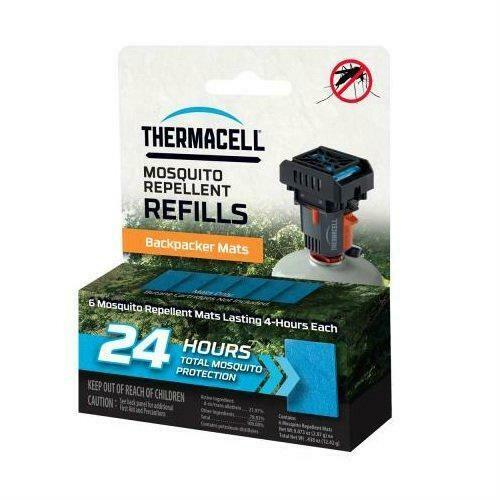 THERMACELL RECHARGES DE PLAQUETTES (6)