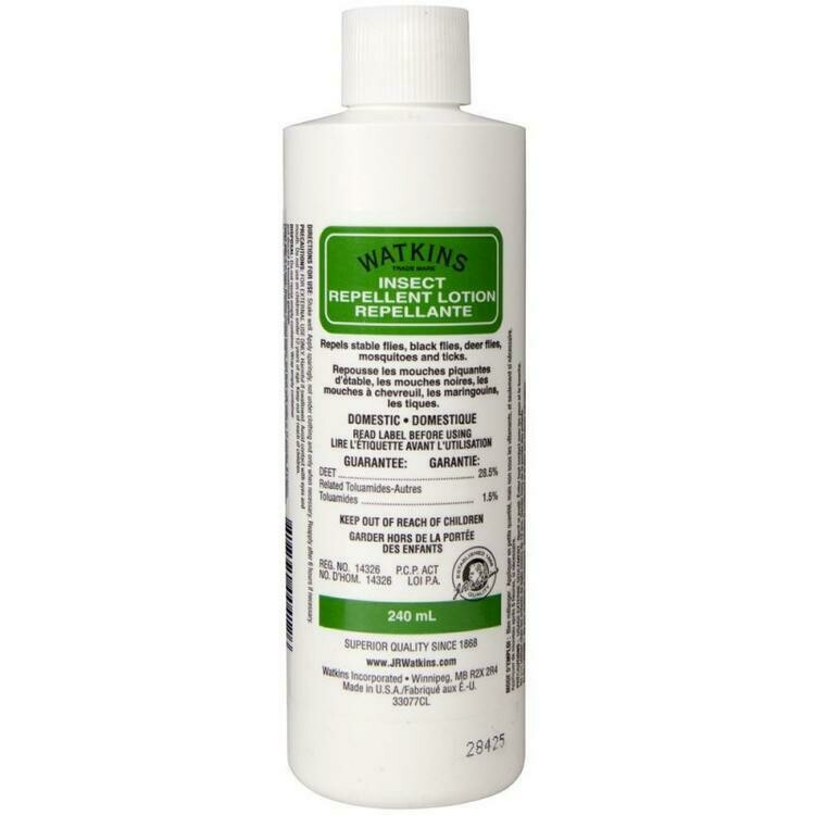 WATKINS CHASSE MOUSTIQUE INSECTIFUGE 240 ML