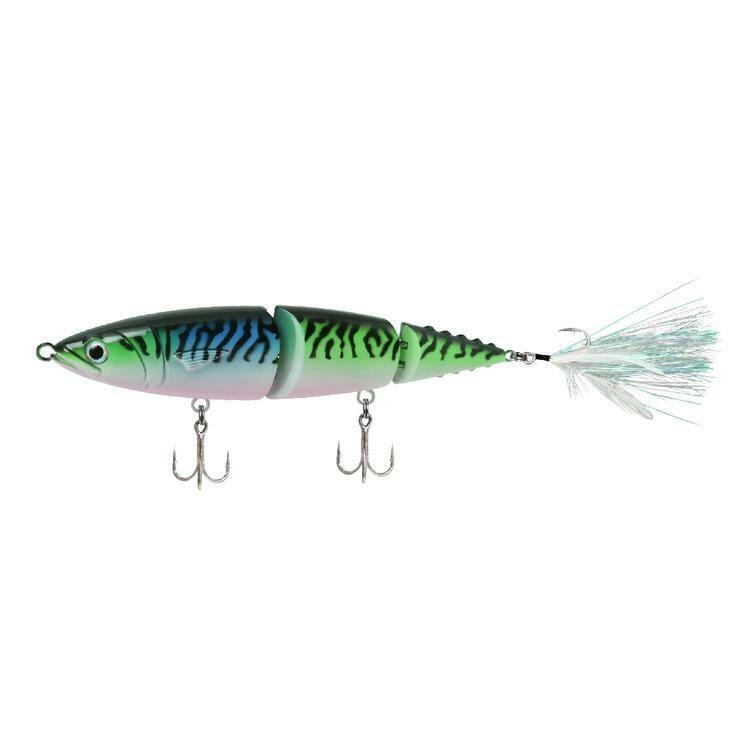 FISHLAB  SOFT MACK ATTACK WHACKY MACKEREL 9 '' 5.3 OZ