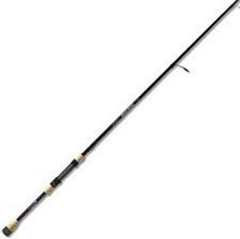 """ST.CROIX MOJO BASS CANNE A LANCER LÉGER 6'-8""""MED X-FAST 2 PIECES"""