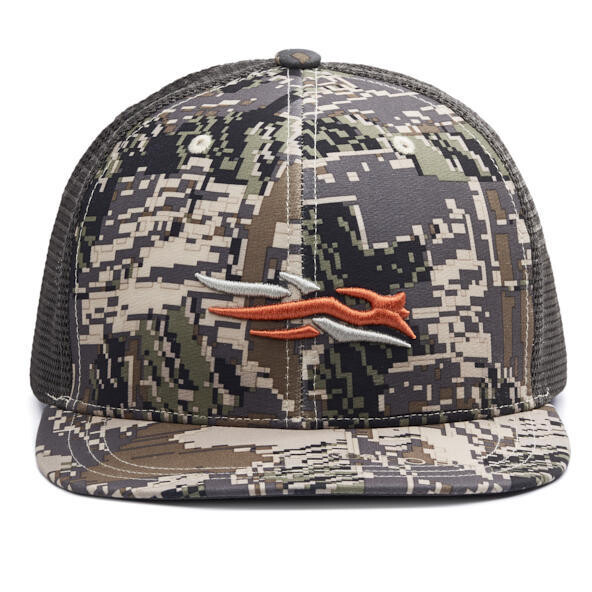 SITKA CASQUETTE TRUCKER OPTIFADE OPEN COUNTRY O/S