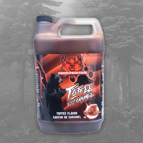 PROXPÉDITION TOFFEE CARAMEL 100% 4L