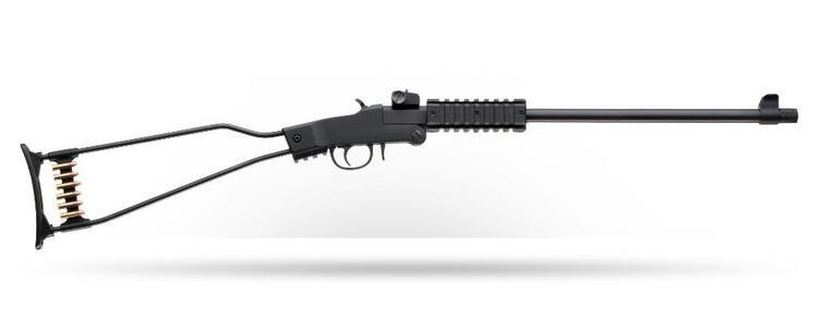 CHIAPPA LITTLE BADGER CARABINE CAL.22LR  - 1 COUP REPIABLE