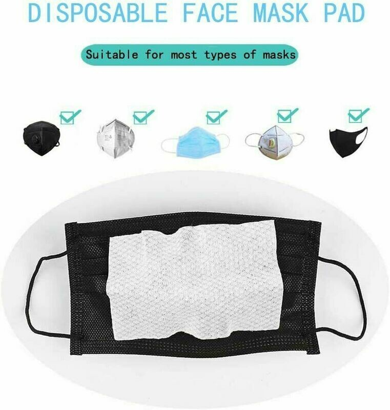 Replacement Legacy Mask Filters (3 for $5)