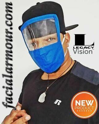 Facial Armour Legacy Vision Mask