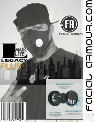 Legacy Mask Lite Plus By Facial Armour