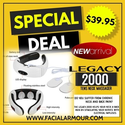 The Legacy 2000 Neck Massager