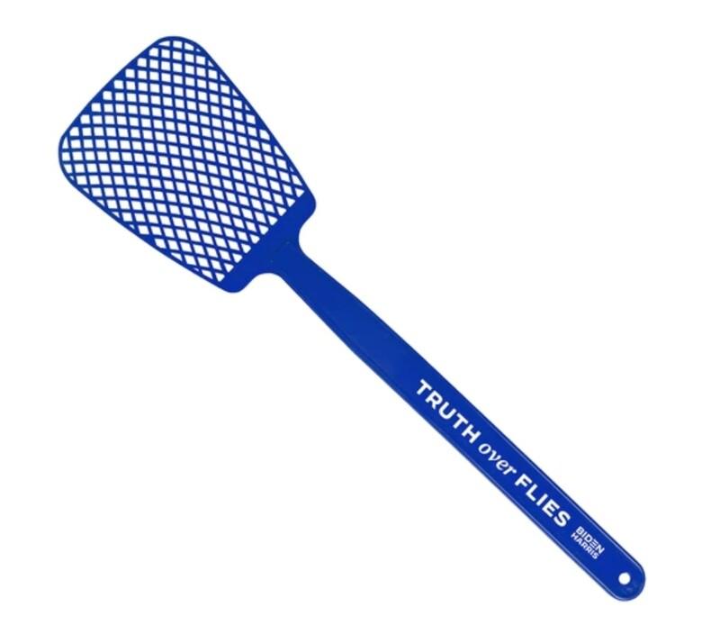 Truth Over Flies Biden Swatter