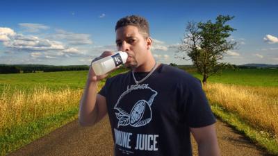 Immune Juice 6pack (16 oz Bottles)