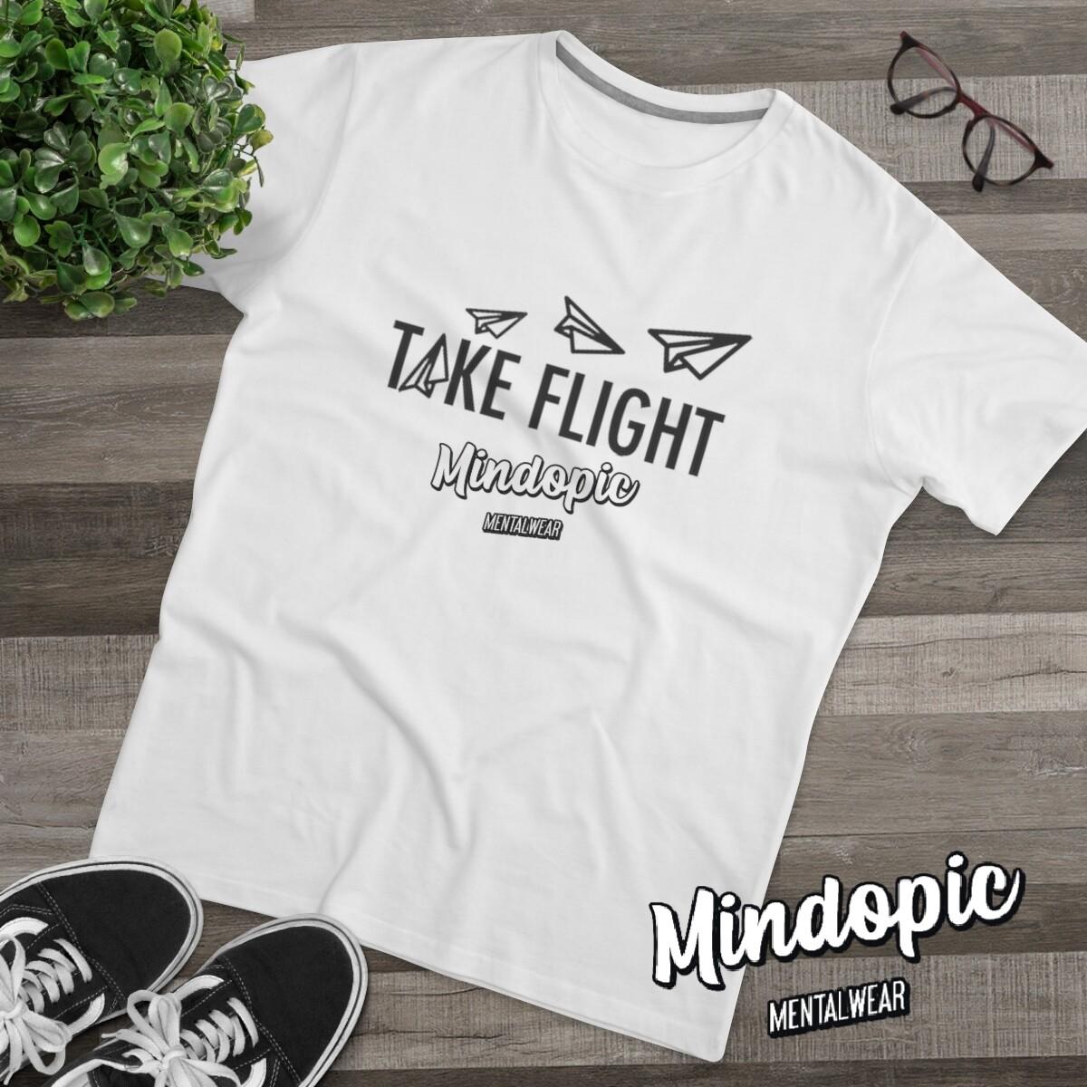 Take Flight Tee Shirt By Mindopic
