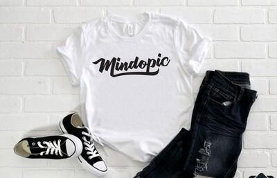 Mindopic Signature Tee