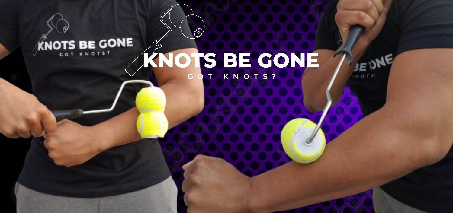 Knots Be Gone #1 Muscle Recovery Device