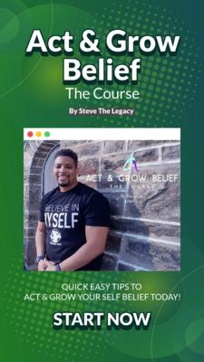 Act & Grow Belief Course