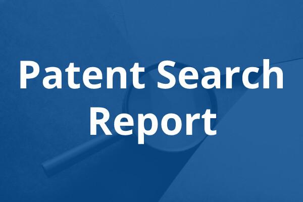 Patent Search Report