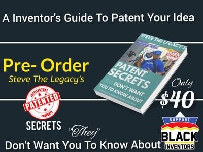 Steve The Legacy's Patent EBook