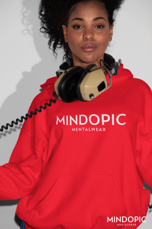 MINDOPIC HOODIE - UNISEX PULLOVER HOODIE