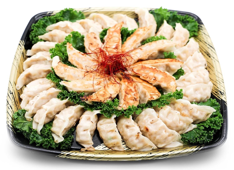 Gyoza Platter