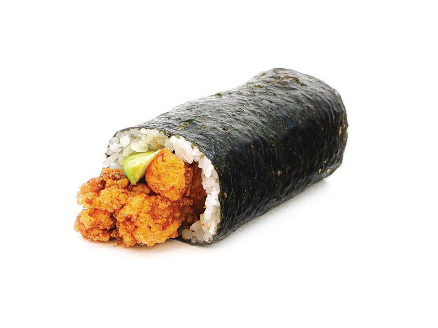 Spicy Karaage Chicken Roll