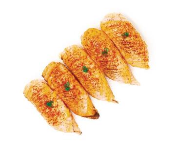Spicy Salmon Nigiri