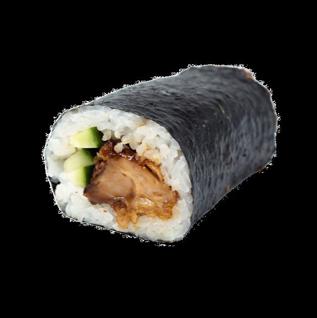 Teriyaki Chicken & Cucumber Roll