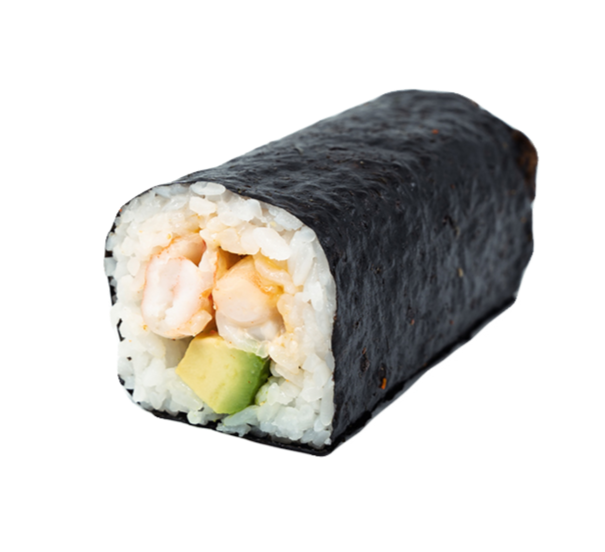 Spicy Prawn Roll