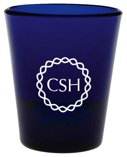 Shot Glass CSHL - Blue