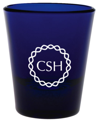 Shot Glass CSHL - Blue