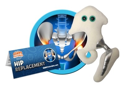 Giant Microbes Toy - Hip Replacement