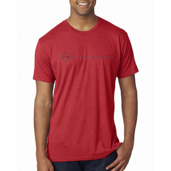 T-Shirt - Vintage Red - Unisex