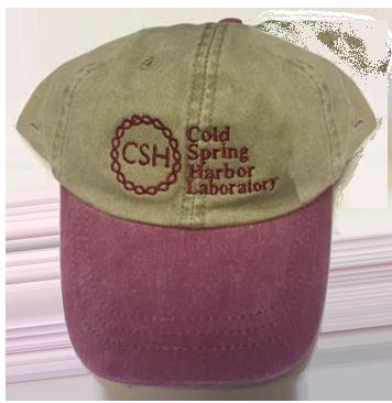 Baseball Caps Khaki/Burgundy