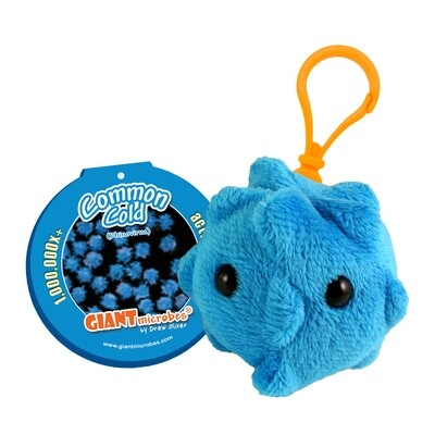 Giant Microbes KeyChain - Common Cold