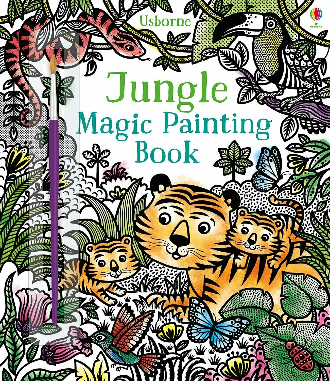 Magic Painting Jungle Book