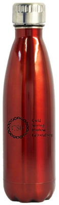 Water Bottle SS Red
