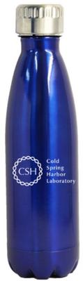 Water Bottle SS Blue