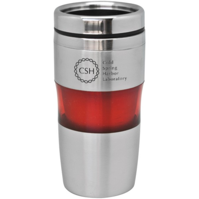 Travel Tumbler SS Red