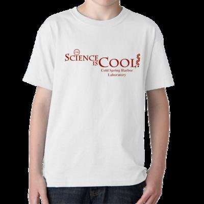 Child T-Shirt SIC White