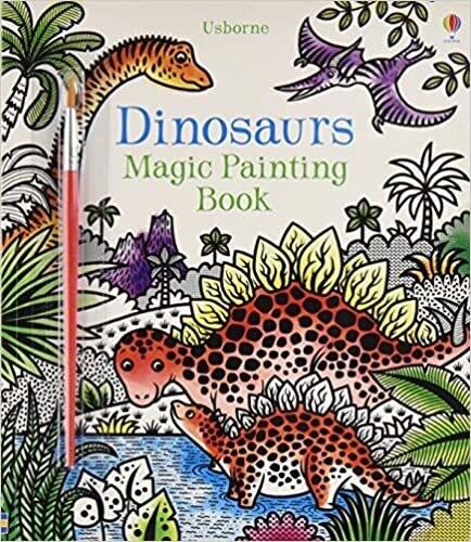 Magic Painting Dinosaurs