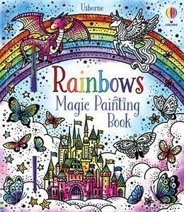 Magic Painting Rainbows Book