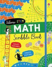 STEM Scribble Book Math