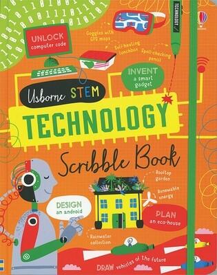 STEM Scribble Book Technology