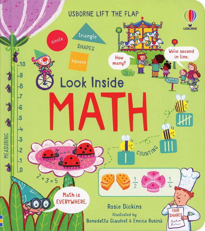 Look Inside Math