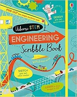 STEM Scribble Book Engineering