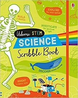 STEM Scribble Book Science