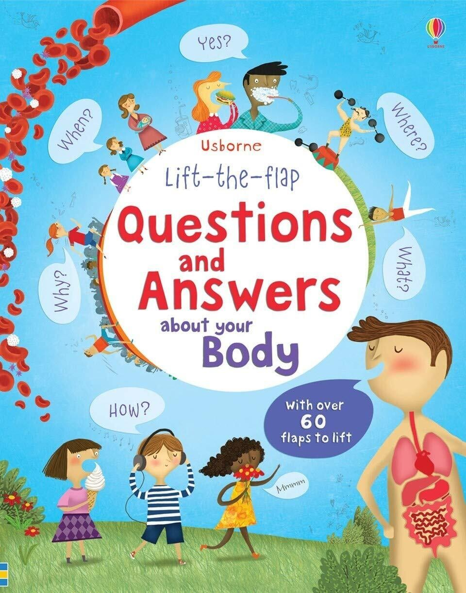 Questions & Answers About Your Body