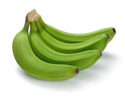 Verde / Plátano X 7 Unidades