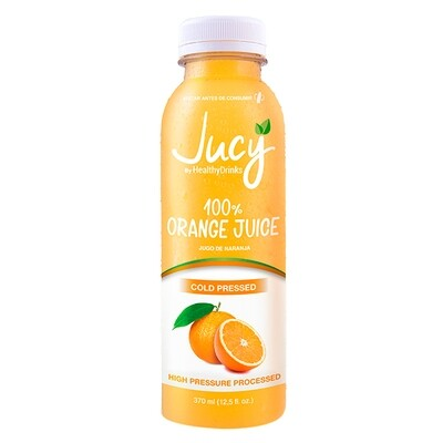 Jugo JUCY sabor Naranja 370cc