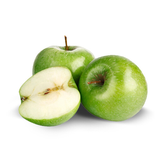 Manzana Verde Funda x5 Unidades