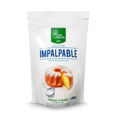 Azúcar Impalpable SAN CARLOS 500gr