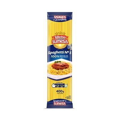 Fideos Sumesa pasta larga spaghetti 400g