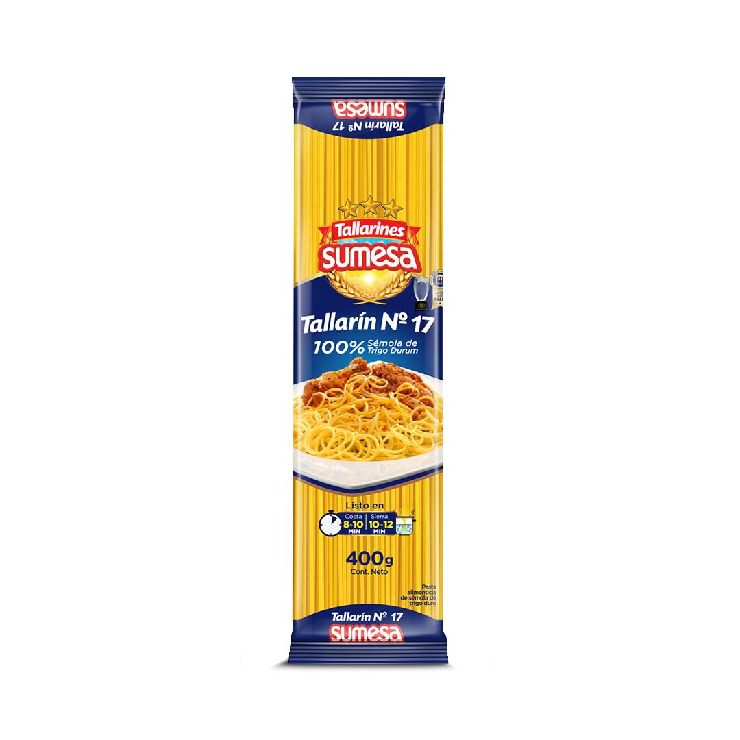 Fideos Sumesa pasta larga tallarín 400g